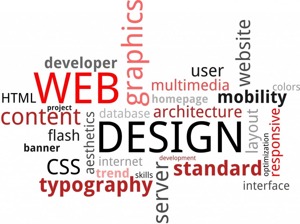 Webdesign Wolke